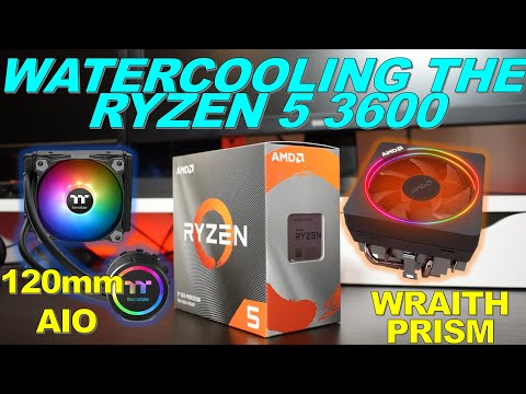 Watercooling the Ryzen