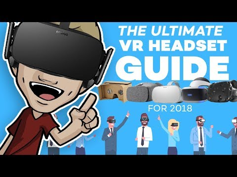 ULTIMATE 2018 VR GUIDE: Which is Best, and What's the Difference? - (VR180)