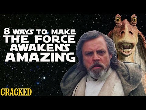 8 Things That Would Make The Force Awakens Amazing
