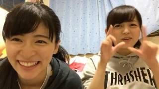 161019 村雲 颯香(NGT48 チームNⅢ) SHOWROOM.