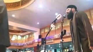 Syed Furqan Qadri MASLAKE ALA HAZRAT | MANCHESTER MEHFIL-E-NAAT | December 2014 !!