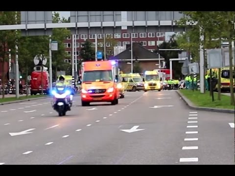 327 Patients evacuated after VUMC Hospital Amsterdam had flooded [Part_4/5]