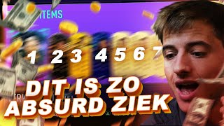 NEGEN WALKOUTS IN EEN PACK & 100 80+ PLAYER PICK PACKS!! FIFA 21 Nederlands