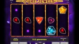 Pure Jewels kostenlos spielen - Novoline / Novomatic