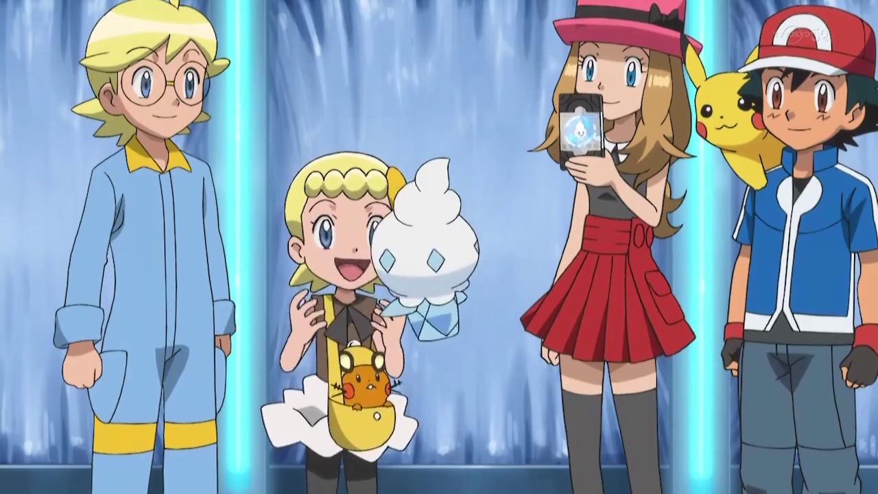 Pokemon Staffel 18 Folge 25