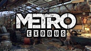Straszne podziemia (12) Metro Exodus