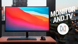 Samsung M7 Smart Monitor: Comp…