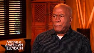 John Amos discusses Kunta Kinte on Roots - EMMYTVLEGENDS.ORG