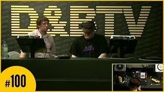 D&BTV Live #100 KLUTE B2B DOM & ROLAND & STAPLETON
