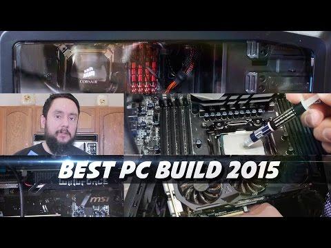 Ultimate Gaming PC 2015 - Best Video Editing, Rendering & Streaming Build