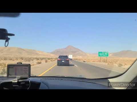 ROADTRIP: Las Vegas, Nevada to Los Angeles, California #TeacherA