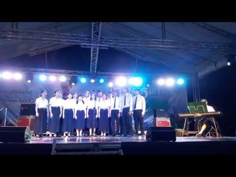 Oh I say - KU Chorus : งานเกษตรแฟร์ 2560