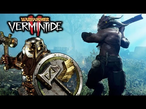 Weave 27 - THE WIND OF BEASTS - Vermintide 2 Winds of Magic DLC Gameplay |