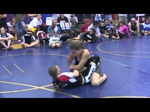 SUBMISSION - Leonore Cocco vs. Vanessa Hardy at 2005 Grapplers Quest 1st Pro No-Gi Female Grappling