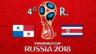 PANAMA v. COSTA RICA - CONCACAF 2018 FIFA World Cup - GRUPO B