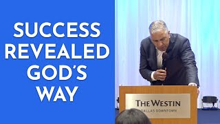 SUCCESS REVEALED GOD'S WAY WITH PROPHET ED CITRONNELLI
