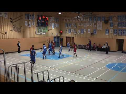 KVHS vs Cole Harbour Nov 30, 2012
