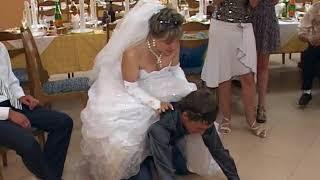 """Свадьба. Невеста на """"коне""""."""