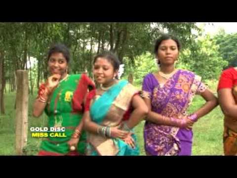 kulhi-muchat-rema-|-santhali-songs-2016-|-traditional-song-|-rupchand-and-gita-|-gold-disc