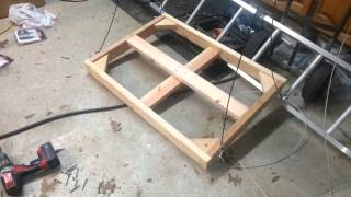 Garage Lift, Home Made