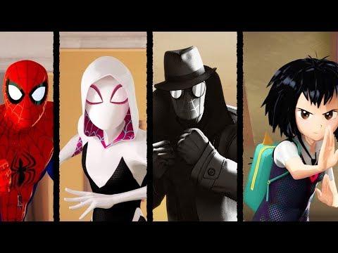 Spider-Man : New Generation - Tous des héros