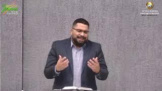2 Crônicas 20.1-13 - Uma grande vitória de Deus - Pr. Antônio Dias - 11-04-21