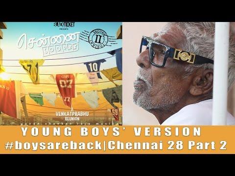 Youth Boys' Version | #boysareback |...