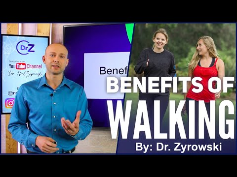 Benefits Of Walking 30 Minutes A Day | Really Incredible!