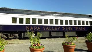 Experience the Beauty of Napa with the Napa Valley Wine Train