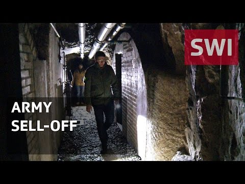 Who would buy a WWII bunker?