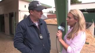 Gulfstream Park: Antonio Sano talks about Gunnevera in the FL Derby