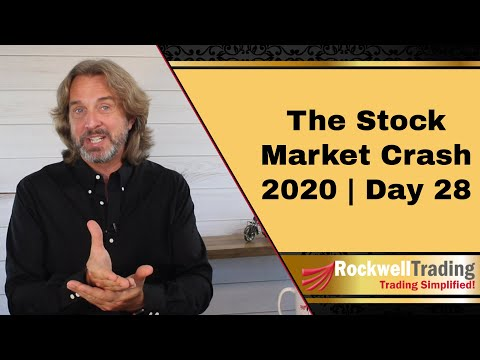 The Stock Market Crash 2020 – Day 27