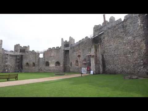 Conservation Work on Framlingham Castle