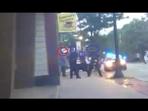 North Attleboro Police Using Excessive Force