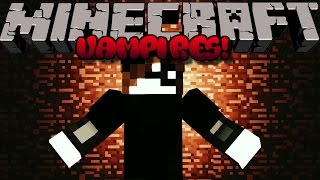 Minecraft Mod Showcase: VAMPIRES (Blood Items and Invisible items!)