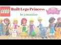 Lego Disney Princess Whisker Haven  Kids Girls And Boy Toys