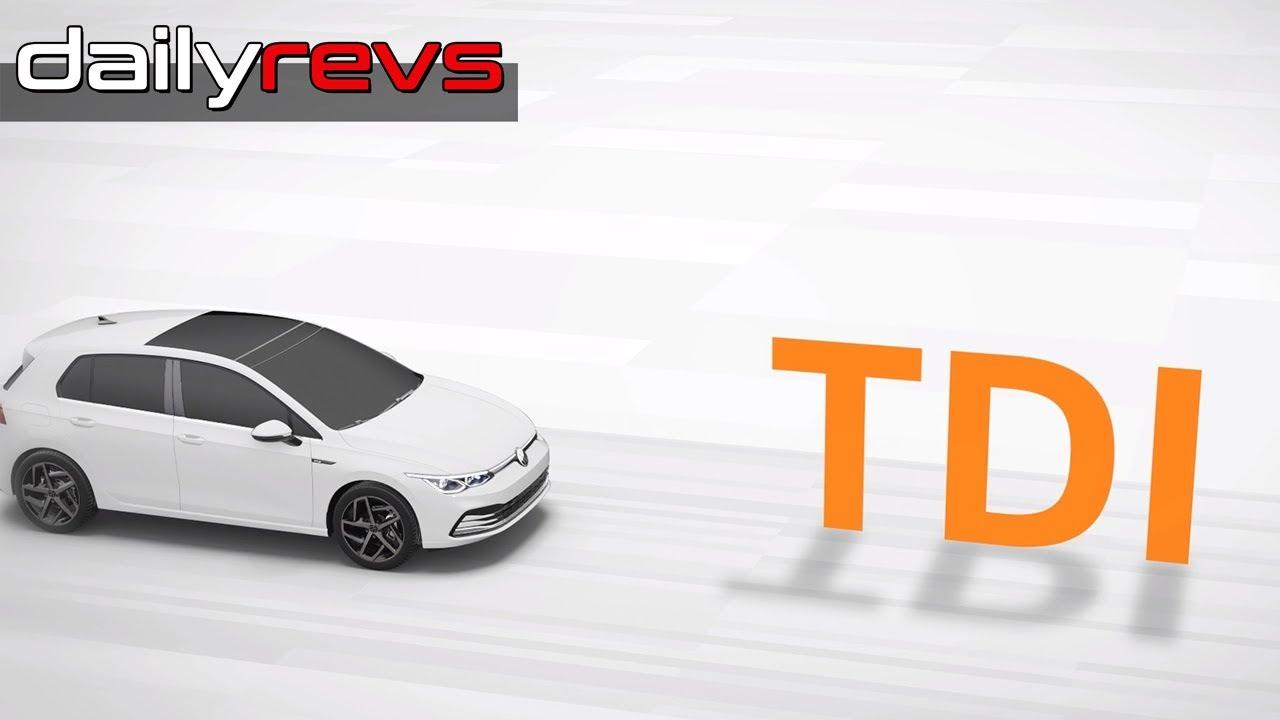 Volkswagen TDI Engine | Twin Dosing Technology | Infographics