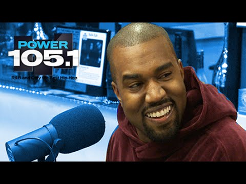 Kanye West Interview at The Breakfast Club Power 1051 02202015
