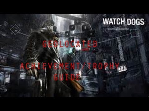 Watch Dogs | 99/100 Hotspots Location | Geolocated Achievement/Trophy Guide