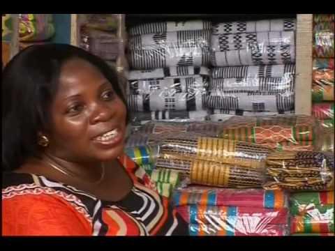 Paul Ndiho - Ghana's Kente Cloth