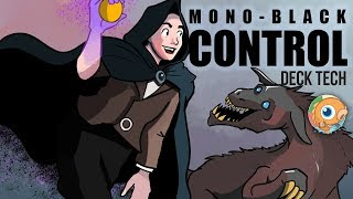 Instant Deck Tech: Mono-Black Control (Standard)