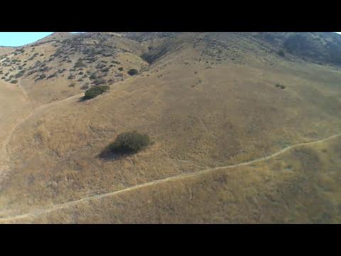 Chumash Trail with My Dad