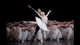 Natalia Osipova White Swan Pas De Deux: Adagio (наталья осипова - Лебединое озеро)