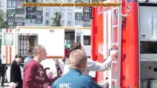 потрогай грузовик 31 05 2015г(31.05.2015г. в Новокузнецке прошла акция