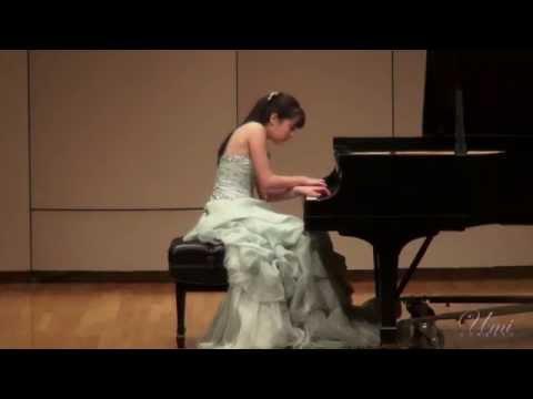 """Umi Garrett - Beethoven """"Pathetique"""" Sonata 1st Movement"""