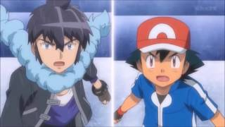 Pokemon Ash vs Alain AMV