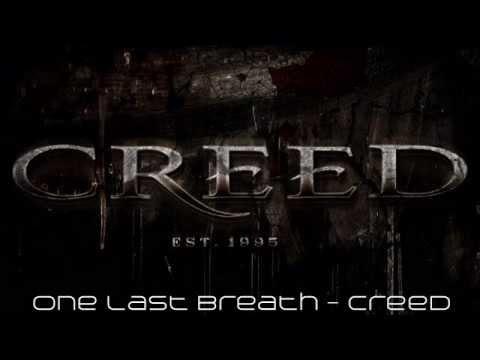 Creed One Last Breath Musica