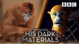 How puppeteers brought the Dæmons to life | His Dark Materials | BBC Trailers