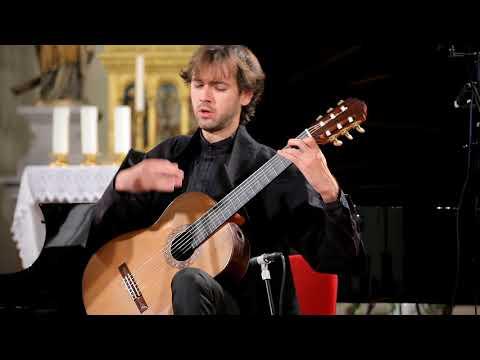 Bartok - Romanian Folk Dances - violin / guitar