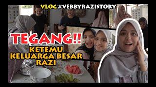 Download lagu TEGANG!! SILATURAHIM KELUARGA BESAR RAZI | RAME YANG ULTAH BULAN APRIL GUYS! | #vebbyrazistory